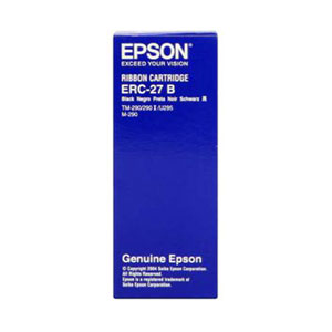 Epson Ribbon ERC-27B - Black