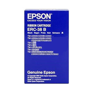Epson Ribbon ERC-38B Black