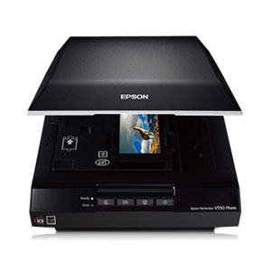 Epson Perfection V550 Scanner Color Photo Scanner