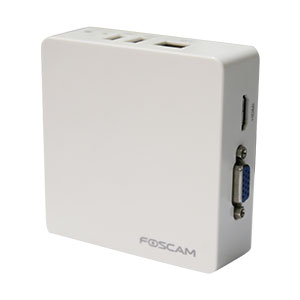 Foscam Mini NVR FN3004H - White