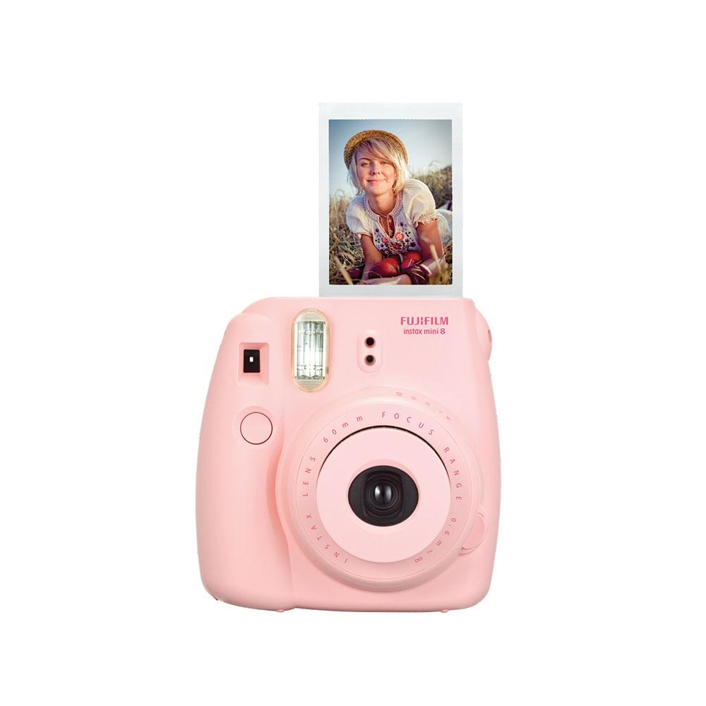 Fujifilm instax mini 8 instant photo digital camera pink for Instax mini 8 housse