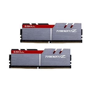 G.Skill RAM Kit of (2x8GB) 16GB DDR4 - F4-3200C16D-16GTZB