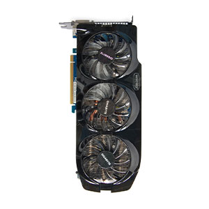 Gigabyte Geforce GTX 670 2GB Wind-force OC