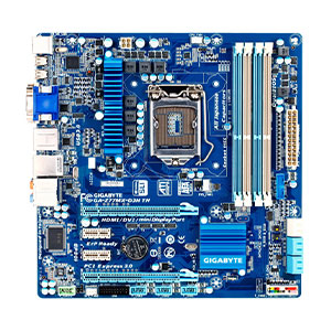 Gigabyte Z77MX-D3H TH Motherboard DDR3 - LGA 1155