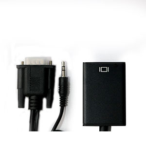 i-Ways VHC-MF VGA To HDMI Converter