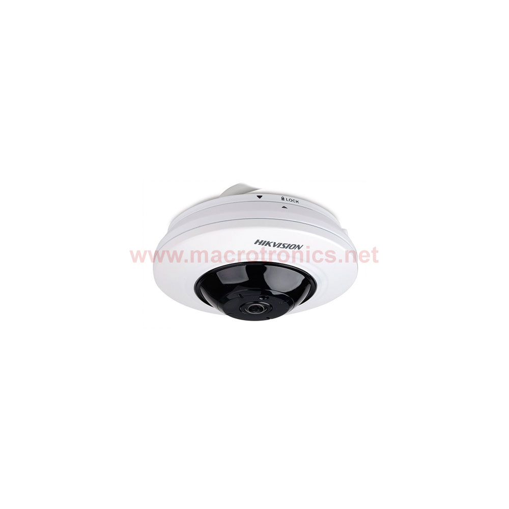 Hikvision 5MP Network Fisheye Camera - DS-2CD2955FWD-IS