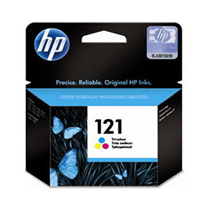 HP Ink 121 Tri-Color CC643HE