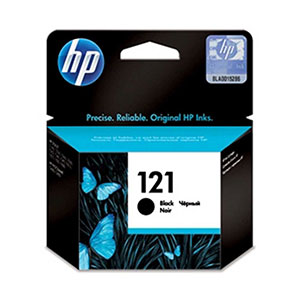 HP Ink 21 Black C9351AE