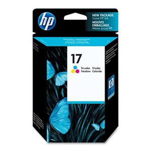 HP Ink 17 Tri-Color C6625A