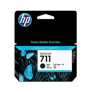 HP Ink 711 Black CZ133A High Yield