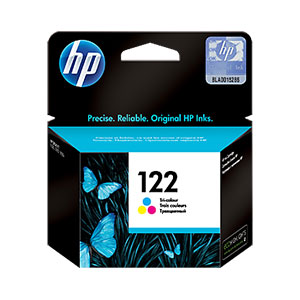 HP Ink 122 Color CH562HE