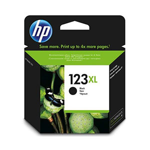 HP Ink 123XL Black F6V19AE