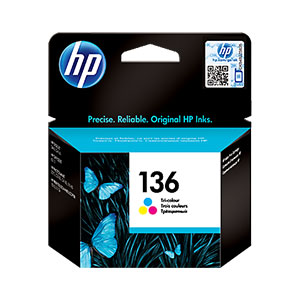 HP Ink 136 Color C9361HE