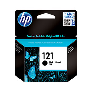 HP Ink 121 Black CC640HE