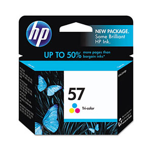 HP Ink 57 Tri-Color C6657AE