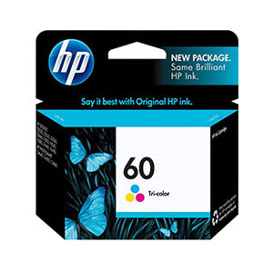 HP Ink 60 Tri-Color CC643WA