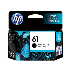 HP Ink 61 Black CH561WA