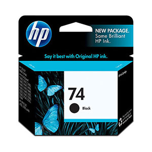 HP Ink 74 Black CB335WA