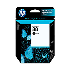 HP Ink 88 Black C9385AE