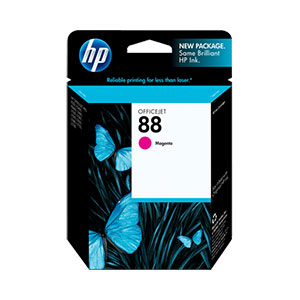 HP Ink 88 Magenta C9387AE
