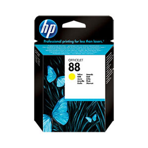 HP Ink 88 Yellow C9388AE