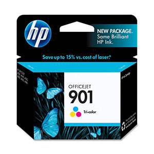 HP Ink 901 Tri-Color CC656AE