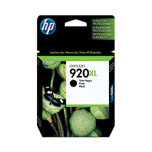 HP Ink 920XL Black CD975AE