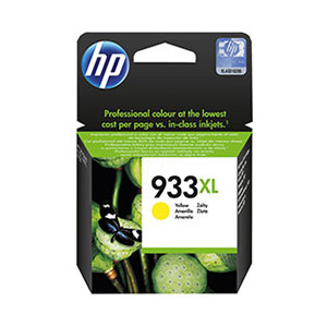 HP Ink 933XL Yellow CN056AE