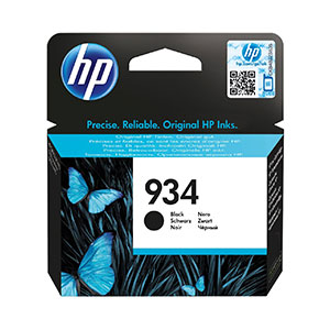 HP Ink 934 Black C2P19AE