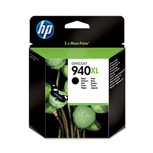 HP Ink 940XL Black C4906AE