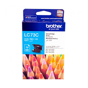 Brother Ink Cyan - LC73C