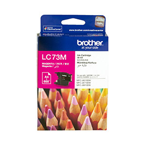 Brother Ink Magenta - LC73M