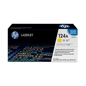 HP Toner 124A Yellow Q6002A