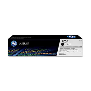 HP Toner 126A - Black