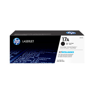 HP Toner 17A CF217A - Black