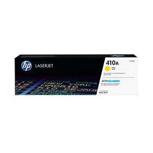 HP Toner 410A Yellow - CF412A