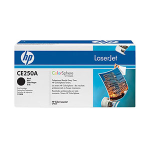 HP Toner 504A - Black