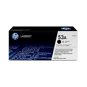 HP Toner 53A - Black