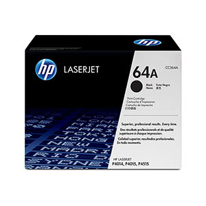 HP Toner 64A Black