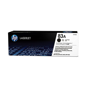 HP Toner 83A - Black