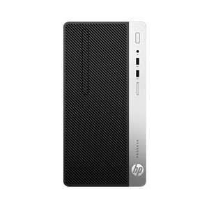 HP ProDesk 400 G5 Microtower PC - 4HR59EA - i7-8700