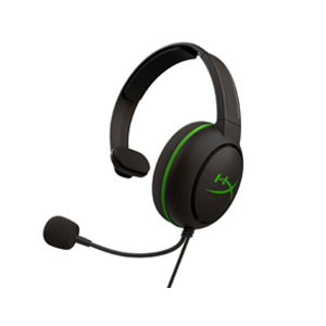 HyperX Cloud X Chat Gaming Headset for Xbox - HX-HSCCHX-BK/WW