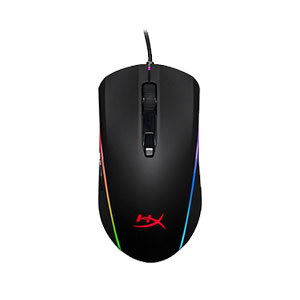 HyperX Pulse Fire FPS Surge RGB Gaming Mouse - HX-MC002B