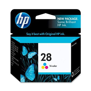HP Ink 28 Tri-Color C8728AE