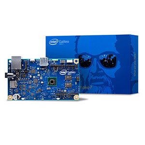Intel Galileo Gen 2 Board Single