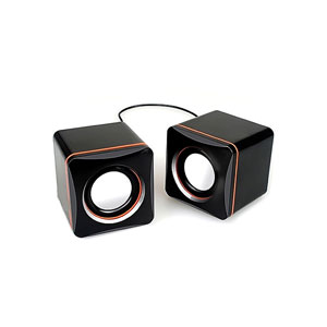 JeDEL USB mini Stereo Speakers - CK-4