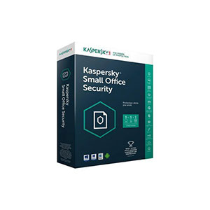 Kaspersky Small Office Security - 5 Pc's+5 Mobiles + 1 Server
