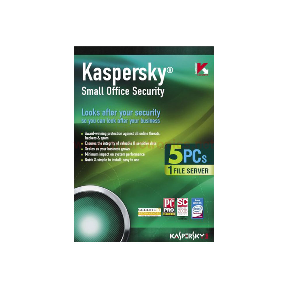 Kaspersky Small Office Security  Лаборатория Касперского