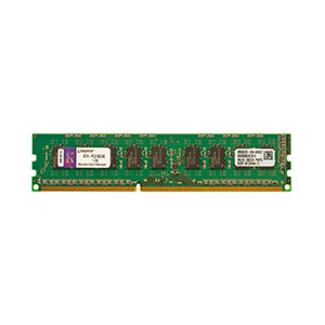 Kingston RAM 2GB DDR3 - PC3-10600E-09-11-E3