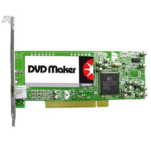 KWorld DVD Maker VS-L883D Video Capture Adapter
